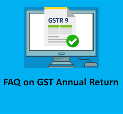 FAQs on Annual Return for 2017-18